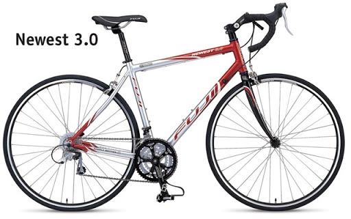 Fuji Newest 3 0 Road Bike Review | DC Rainmaker