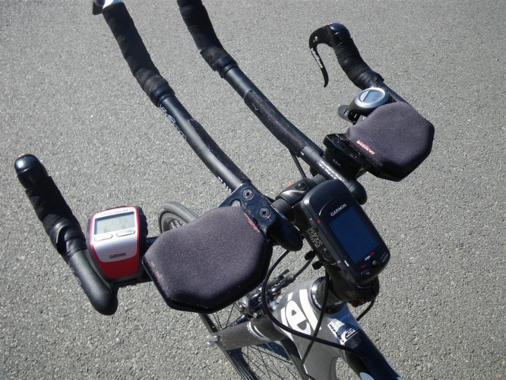 Garmin on bike comparison