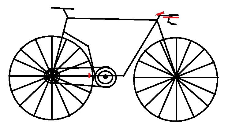 Messy Wiring Diagram