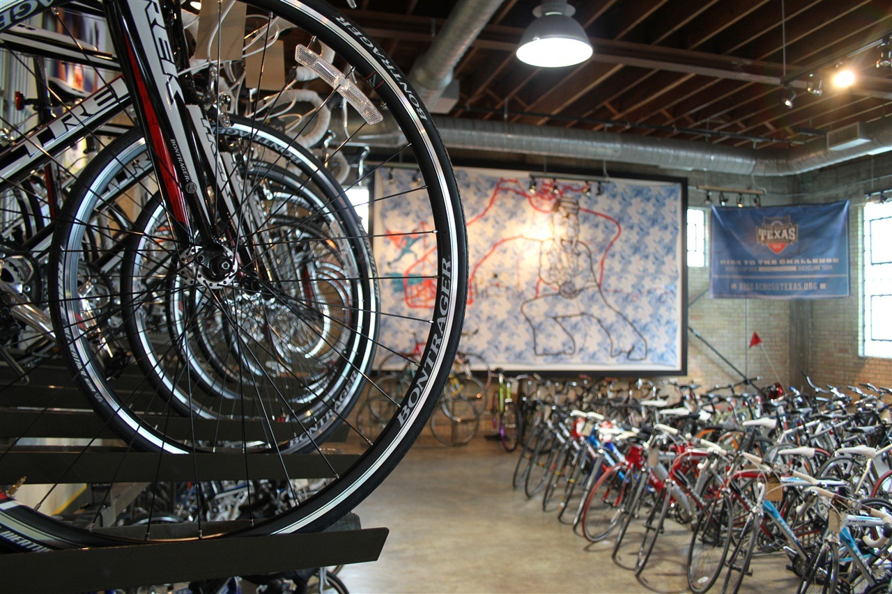 Bike Store from any other bike shop