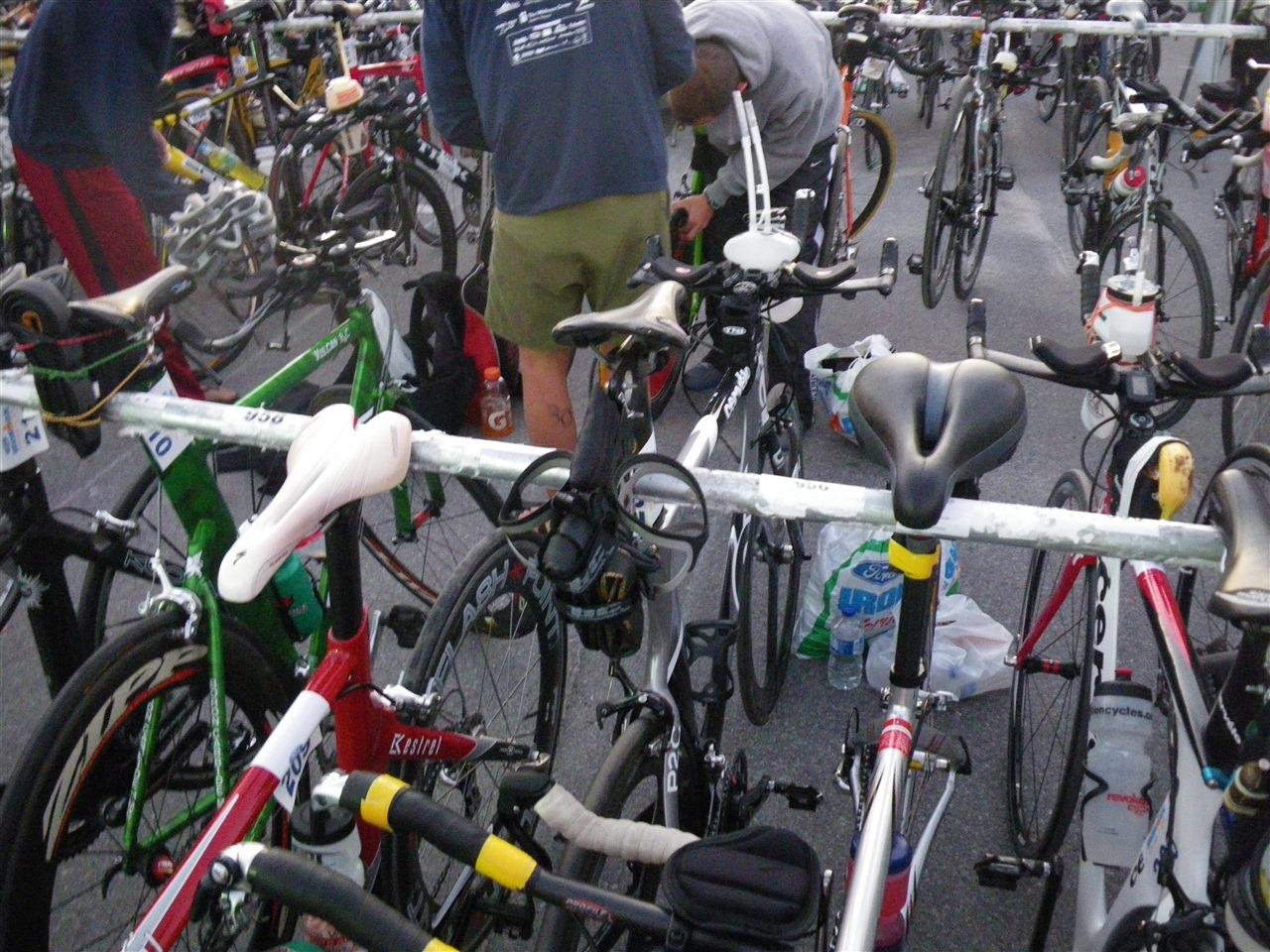 Ironman Florida 2009 Race Report Dc Rainmaker
