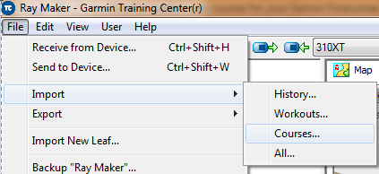 How to create maps/courses for your Garmin Forerunner | DC Rainmaker