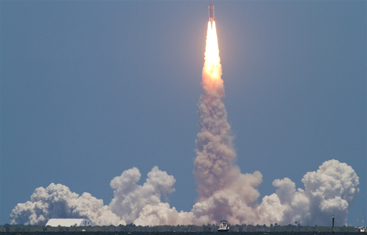 space shuttle startup - photo #24