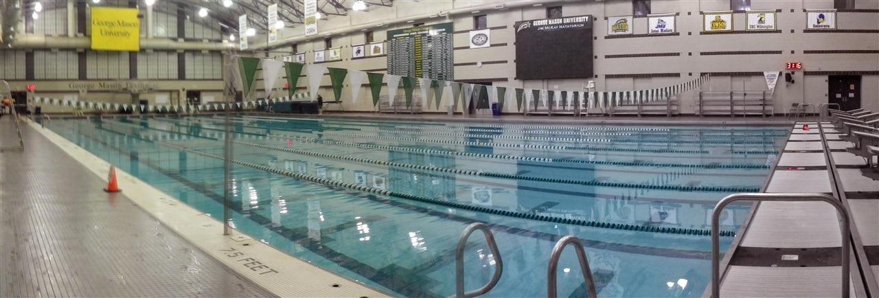 Swimming In The Big Boy And Girl Pool Dc Rainmaker