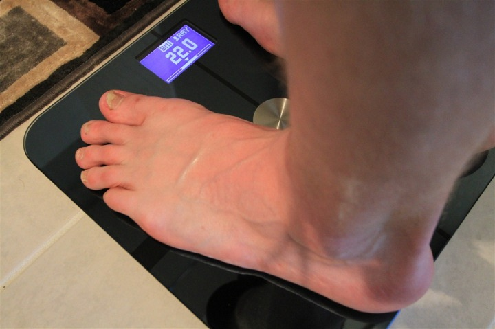 Withings WiFi Scale BMI Measurement