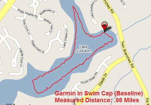 The New Garmin Forerunner 310XT Openwater Swim Mode…In Depth