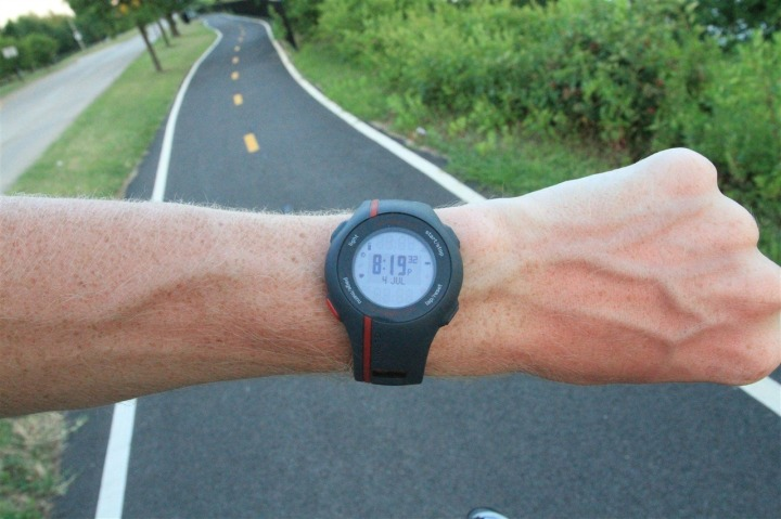 Garmin Forerunner 110 Outside