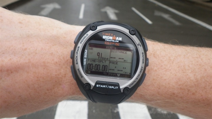Timex Global Trainer Running