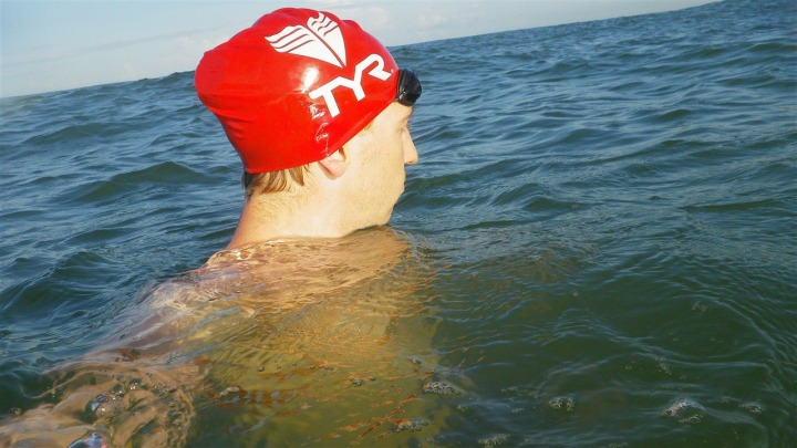 Timex Global Trainer in Swimcap