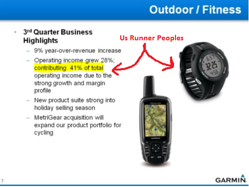 Fitness Related Analysis from the Garmin Q3 earnings call | DC Rainmaker