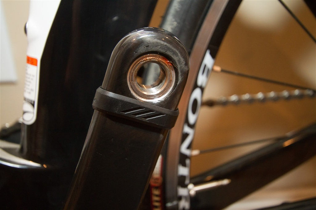 A Look At The Trek Bontrager Frame Integrated Duotrap Ant