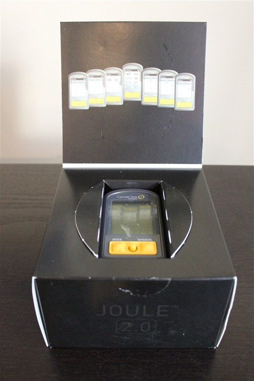 CycleOps Joule Box Inside
