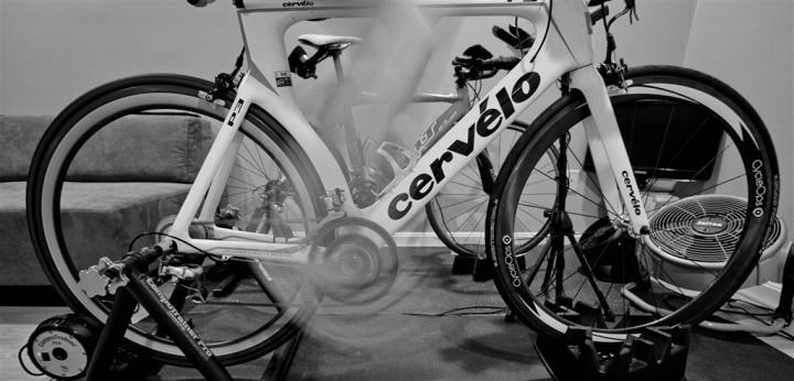CycleOps PowerTap Wheelset and Cervelo P3