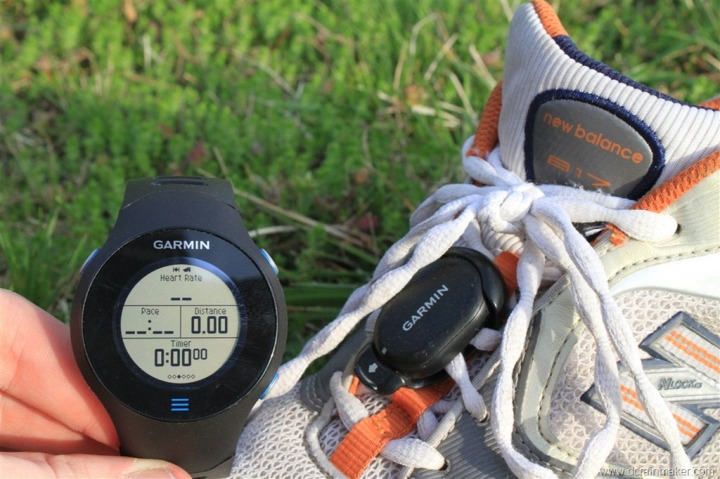 d9af481cbf5a The foot pod easily snaps right onto your shoelaces in a matter of a few  seconds. After which you ll want to calibrate it on a track to ensure the  highest ...