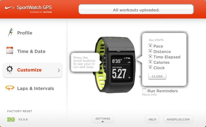 how to update my tomtom watch