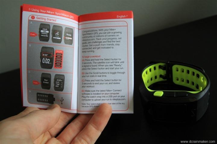 nike sportwatch gps in depth review dc rainmaker rh dcrainmaker com Nike Sports Watch Band Replacement Blue Green Nike Sports Watch