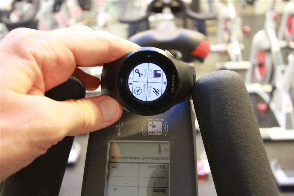 Spending time with the ANT+ enabled spin bike | DC Rainmaker