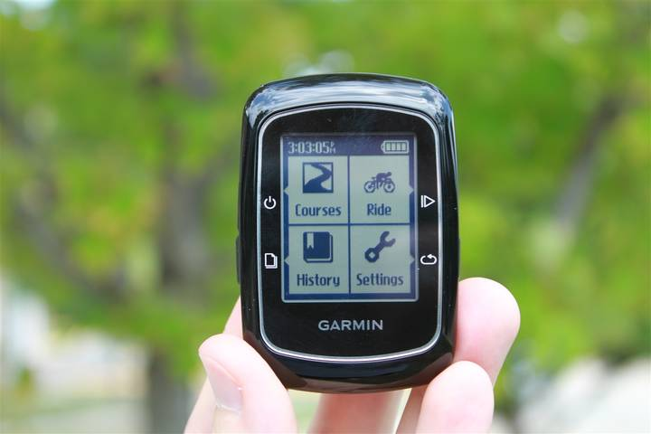 Garmin Edge 200 In Depth Review