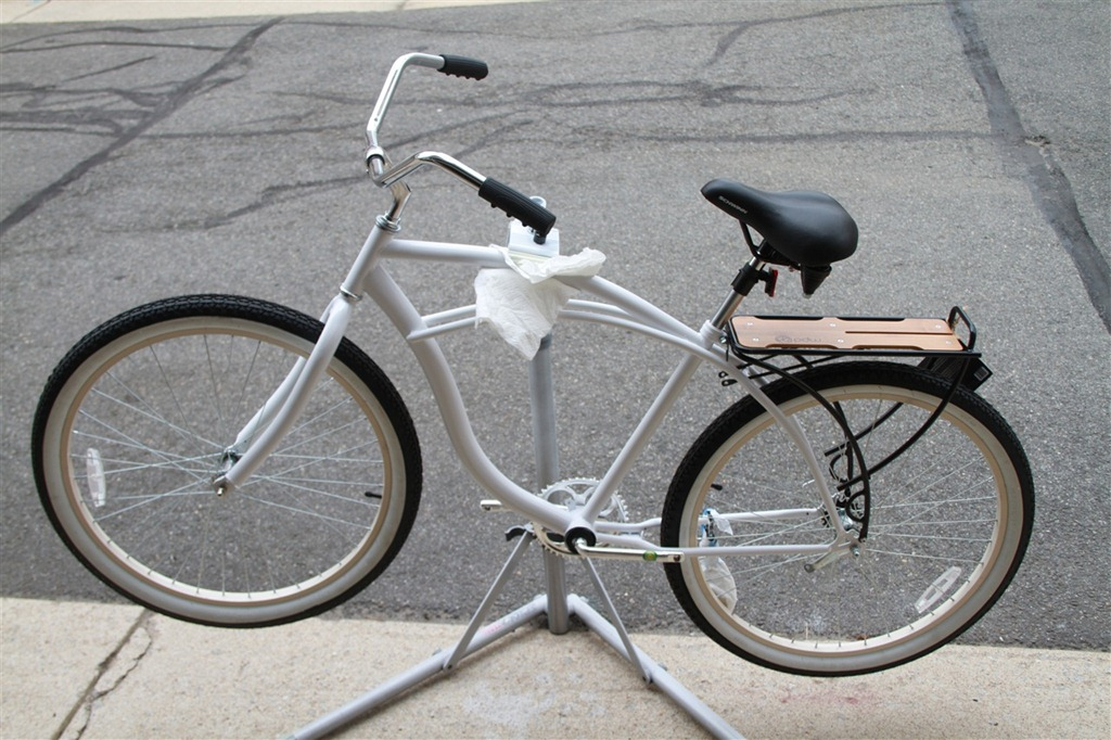 Converting A 99 Target Schwinn Beach Cruiser Into My Wedding Bike Dc Rainmaker