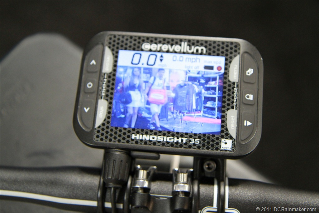 Bike Video Camera you stop the video it ll