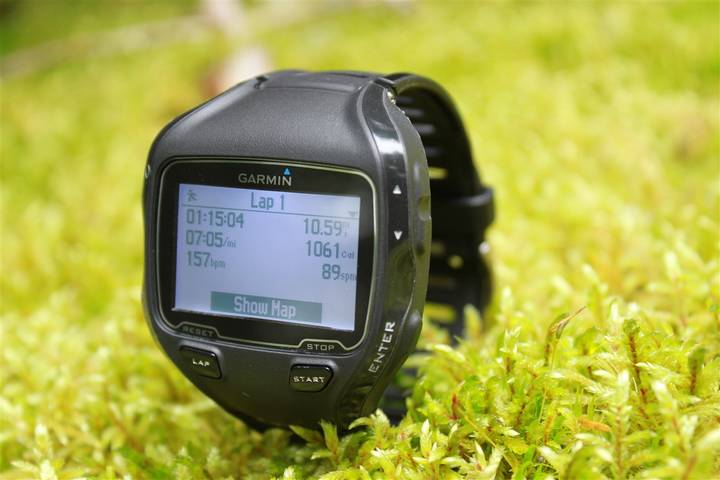777c38291b1 Garmin Forerunner 910XT In Depth Review