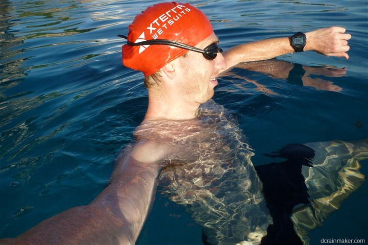 2779629111c ... you ll see two improvements over the FR310XT in openwater swimming. The  first is a cleaner GPS map track. In the past