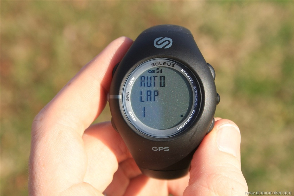 soleus gps 1.0 manual