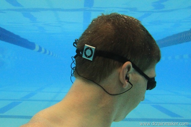 how to avoid water in ears when swimming
