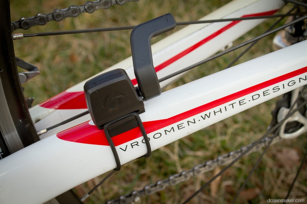 Very easy cadence meter for your bike.
