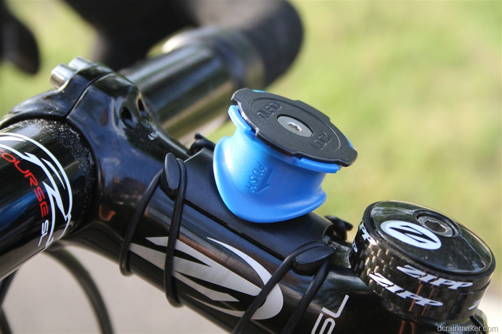 In Depth Review Of The Quad Lock Iphone Bike Mount Case Dc Rainmaker