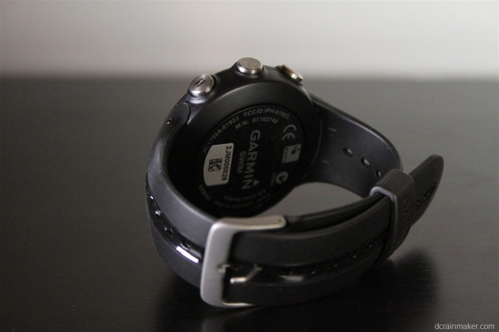 Garmin Swim Watch Side
