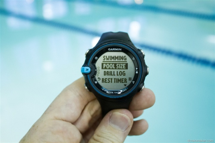 Garmin swim watch in depth review dc rainmaker for Garmin swim pool swimming watch
