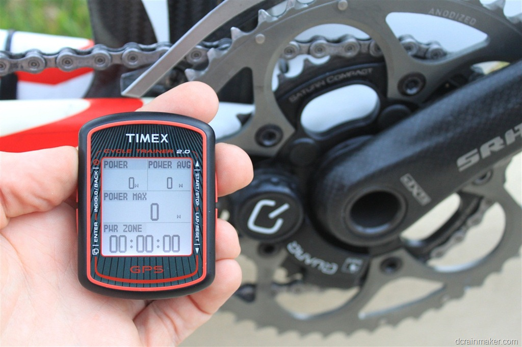 Power Meter Cycling : Timex cycle trainer gps in depth review dc rainmaker