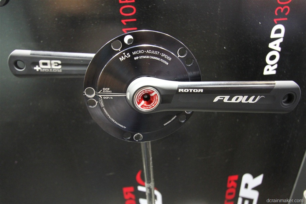 Traditional Power Meter : First look at new rotor power meter dc rainmaker