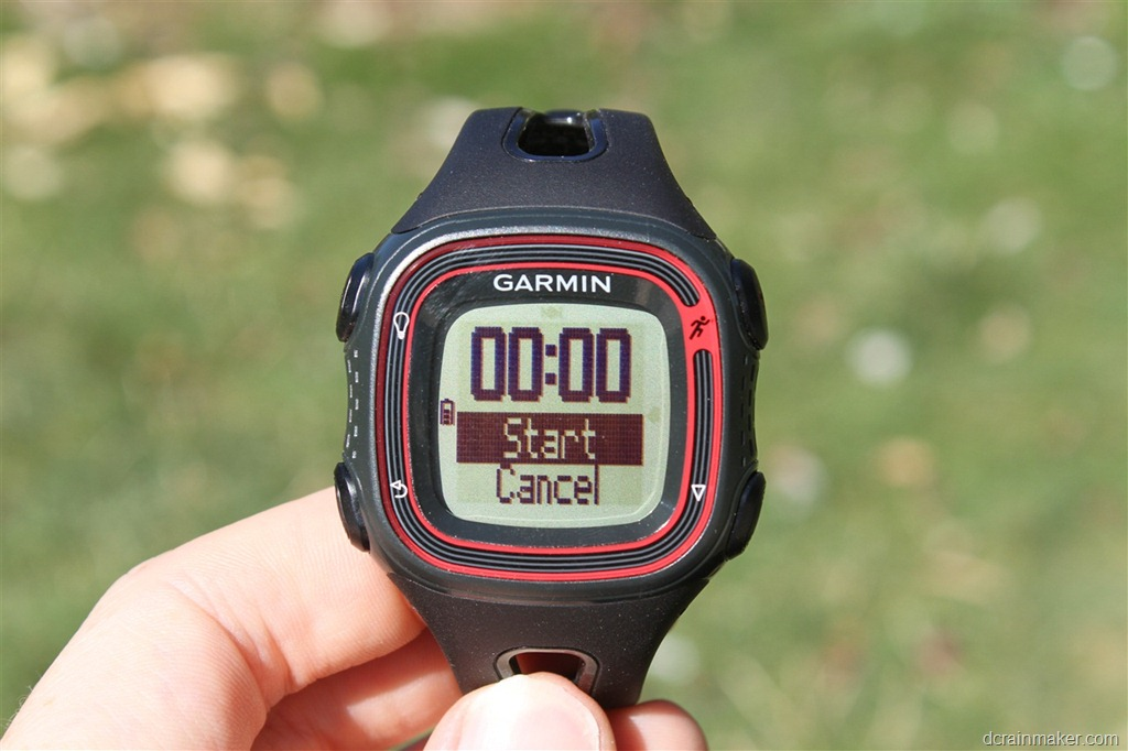 Garmin Forerunner 10 >> Garmin Forerunner 10 Fr10 Gps Watch In Depth Review Dc