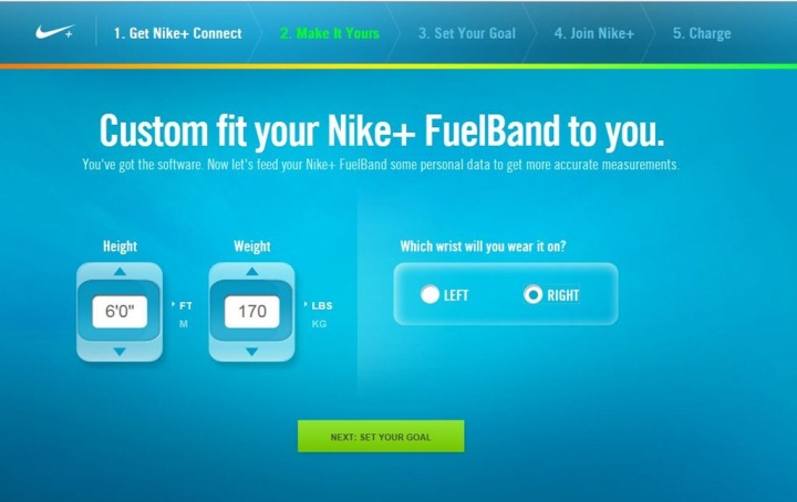 b28fcdfae In my case, I just left it the normal '2000 Nike Fuel points per day'. This  is because normally when I'm in full training mode I'll ...