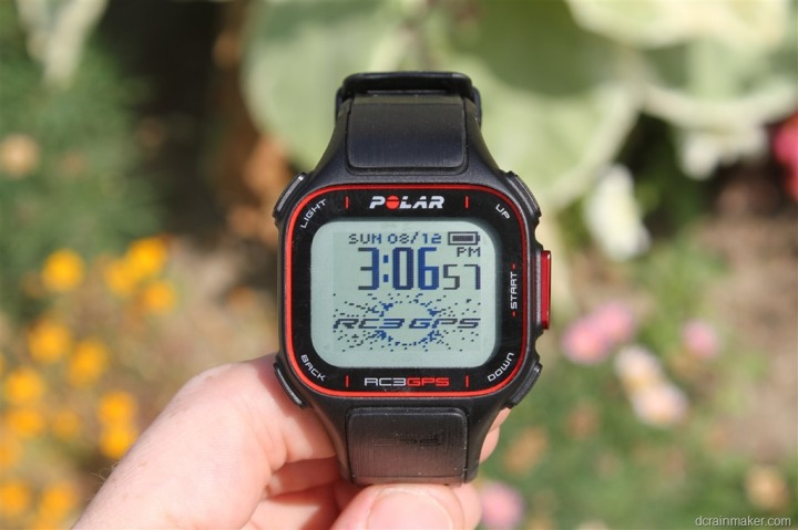 Polars First Integrated Gps Product After Years Of Waiting And Hoping Polar Released Their First Fully Integrated Gps Product The Rc
