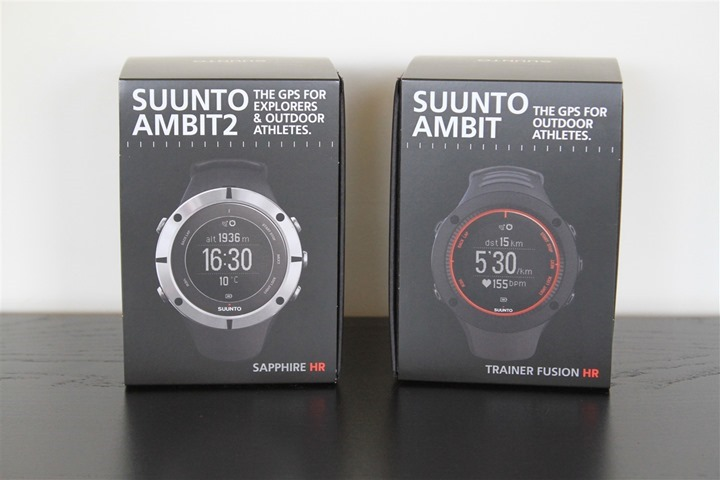 Suunto Ambit 2 And 2s In Depth Review Dc Rainmaker