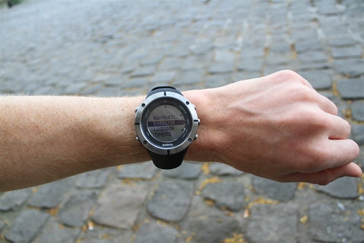 0b8dfe73b1f2 Suunto Ambit 2 and 2S In-Depth Review