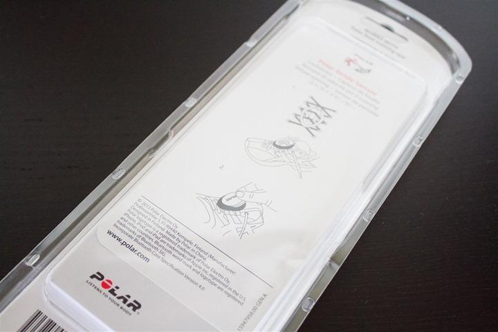 Polar Bluetooth Smart Footpod Install Instructions