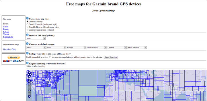 How to download free maps to your Garmin Edge 705/800/810/1000 & Touring
