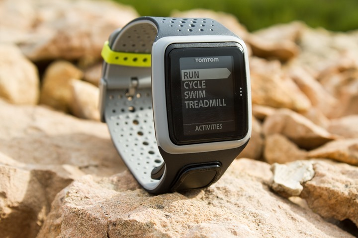 Tomtom Announced Their First Athletic Gps Units Back In April But Its As Of Today That You Can Finally Buy Them Well At Least The Runner Edition