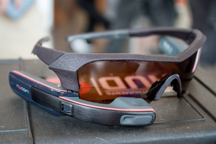 Recon Jet: Hands on with the endurance sports heads up display