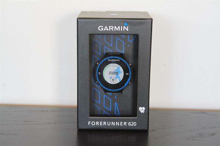Garmin FR620 In box
