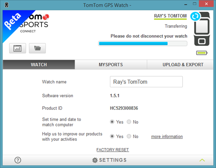 TomTom releases phone app, allows for mobile uploading with