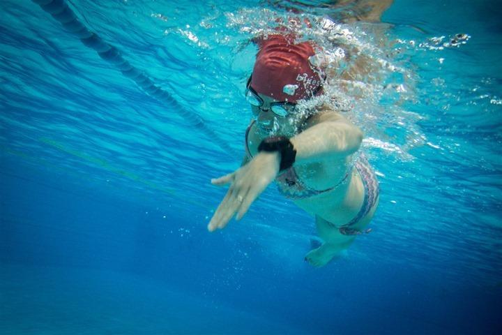 Garmin Fenix2 Pool Swimming Mode The Girl