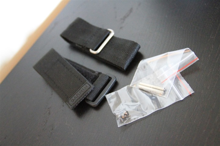 Garmin Fenix2 UnBoxed Fabric Strap