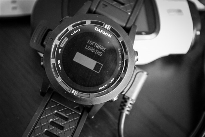 Garmin Fenix2 Firmware Update