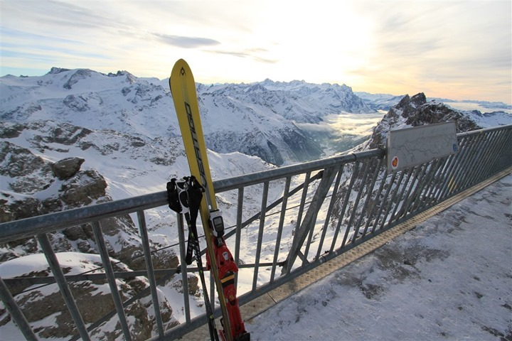 Garmin Fenix2 Skiing and Snowboarding Mode
