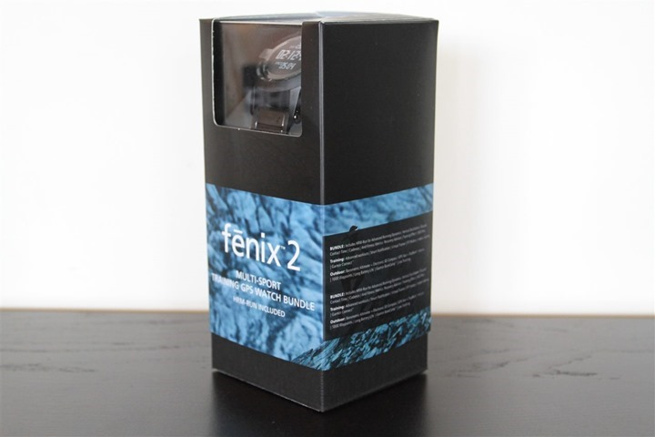Garmin Fenix2 Boxed